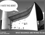 Great architecture has meaning. The buildings speak to us. But, what are they saying? . . . . . . . Pretty sure that's one of the five points of...