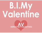 Best Valentines day EVAR. . . The last few days have been spectacular. Architects and designers all over the twittersphere have twittered their affection, and it was good. Feel free...